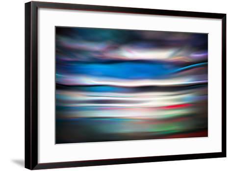 The Lake-Ursula Abresch-Framed Art Print