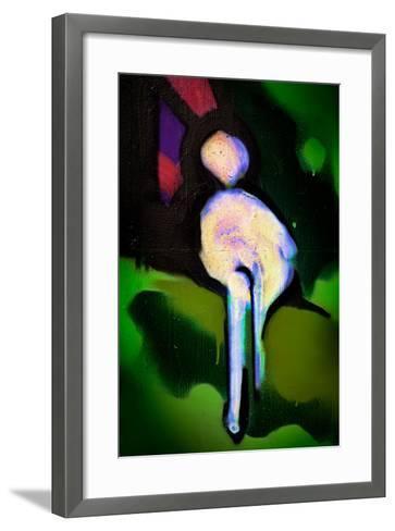 My Shadow and I-Ursula Abresch-Framed Art Print