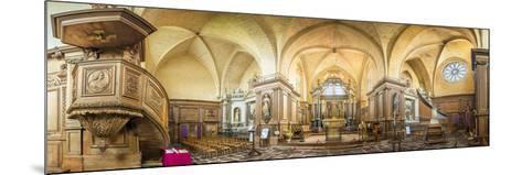 Abbaye de Paimpont-Philippe Manguin-Mounted Photographic Print