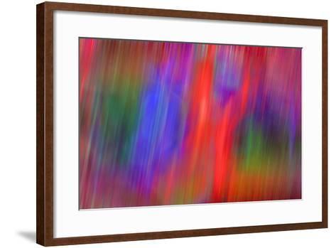 Streaking-Adrian Campfield-Framed Art Print
