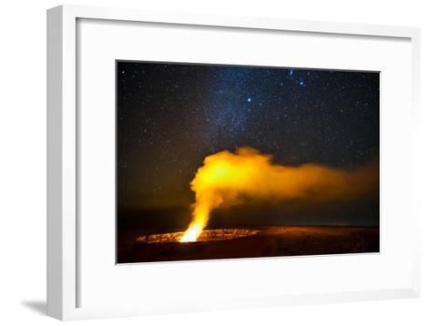 Volcanoes Nat'l Park, Hawaii-Art Wolfe-Framed Art Print