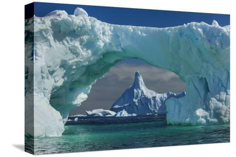 Magnificant Antartica-Art Wolfe-Stretched Canvas Print