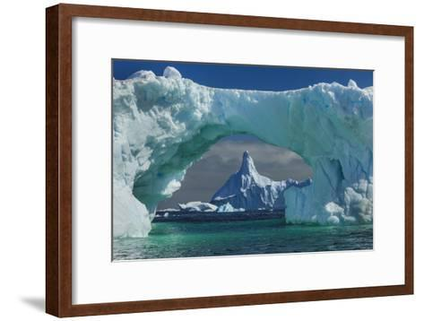 Magnificant Antartica-Art Wolfe-Framed Art Print