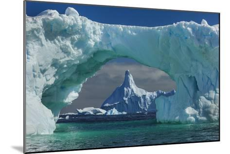 Magnificant Antartica-Art Wolfe-Mounted Photographic Print