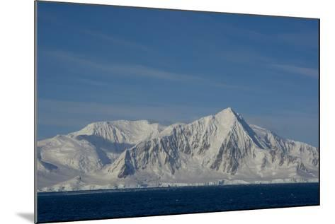 South of the Antarctic Circle, Near Adelaide Island-Inger Hogstrom-Mounted Photographic Print
