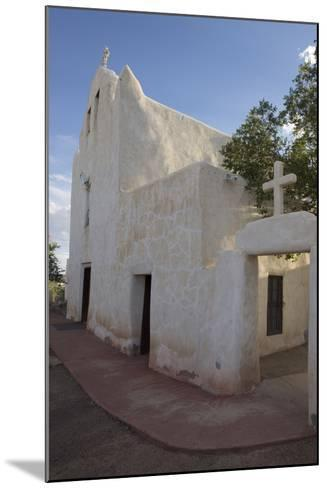New Mexico, Laguna Mission. Mission San Jose De La Laguna-Luc Novovitch-Mounted Photographic Print