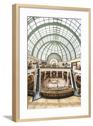 Mall of the Emirates, Dubai, United Arab Emirates-Michael DeFreitas-Framed Art Print