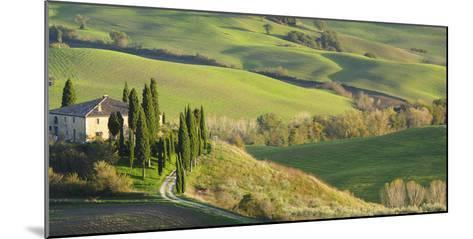 Italy, Tuscany, San Quirico Dorcia. Il Belvedere House-Julie Eggers-Mounted Photographic Print