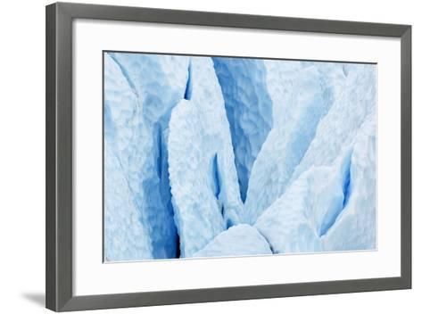 USA, Alaska. Matanuska Glacier Close Up-Jaynes Gallery-Framed Art Print
