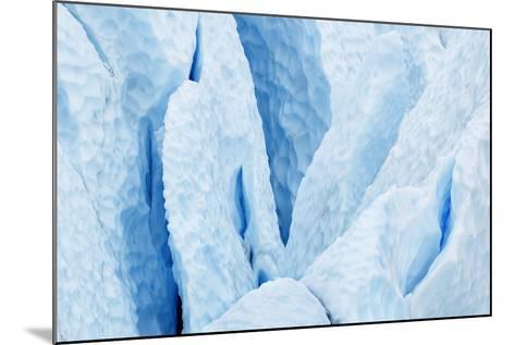 USA, Alaska. Matanuska Glacier Close Up-Jaynes Gallery-Mounted Photographic Print
