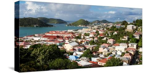 Charlotte Amalie, St. Thomas, U.S. Virgin Islands-Susan Degginger-Stretched Canvas Print