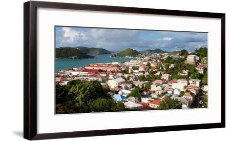 Charlotte Amalie, St. Thomas, U.S. Virgin Islands-Susan Degginger-Framed Art Print