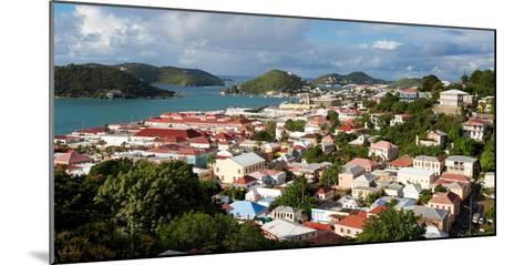 Charlotte Amalie, St. Thomas, U.S. Virgin Islands-Susan Degginger-Mounted Photographic Print
