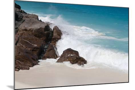 Anse Maquereau, Fregate Island, Seychelles-Sergio Pitamitz-Mounted Photographic Print