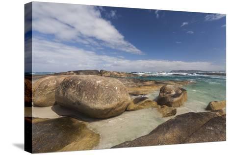 Southwest Australia, Denmark, Greens Pool-Walter Bibikow-Stretched Canvas Print