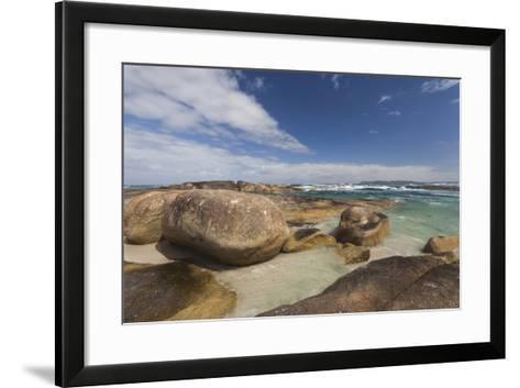 Southwest Australia, Denmark, Greens Pool-Walter Bibikow-Framed Art Print