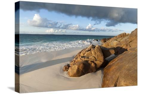 Anse Victorin, Fregate Island, Seychelles-Sergio Pitamitz-Stretched Canvas Print