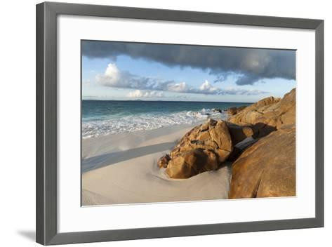 Anse Victorin, Fregate Island, Seychelles-Sergio Pitamitz-Framed Art Print