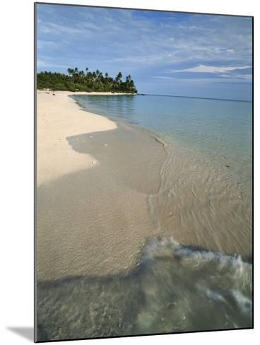 Maldives, Island Paradise, Ambara Island, View of Sand Beach-Stuart Westmorland-Mounted Photographic Print