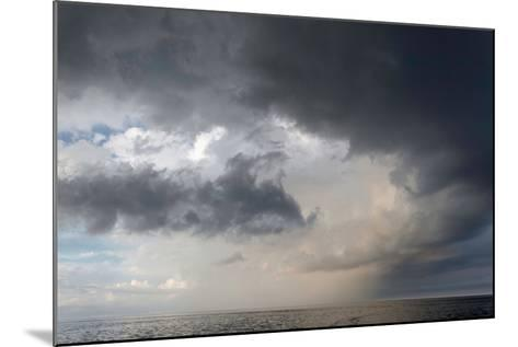 Storm Clouds over the Atlantic Ocean-Susan Degginger-Mounted Photographic Print