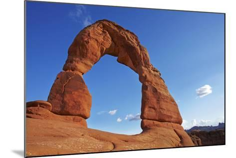Utah, Arches National Park, Delicate Arch, 65 Ft. 20 M Tall Iconic Landmark-David Wall-Mounted Photographic Print