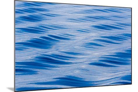 Alaska. Water Abstract-Jaynes Gallery-Mounted Photographic Print