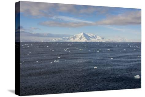 Antarctica. South of the Antarctic Circle-Inger Hogstrom-Stretched Canvas Print