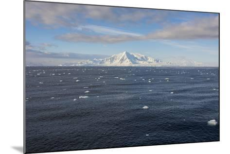 Antarctica. South of the Antarctic Circle-Inger Hogstrom-Mounted Photographic Print