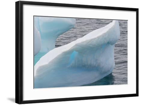 Antarctica. Argentine Islands-Inger Hogstrom-Framed Art Print