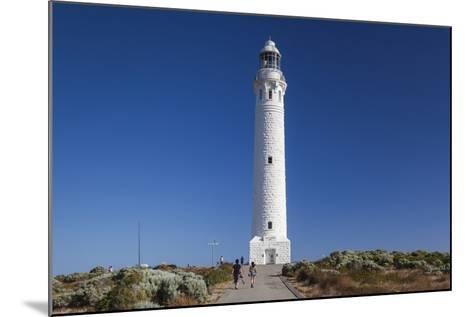 Southwest Australia, Cape Leeuwin, Cape Leeuwin Lighthouse-Walter Bibikow-Mounted Photographic Print