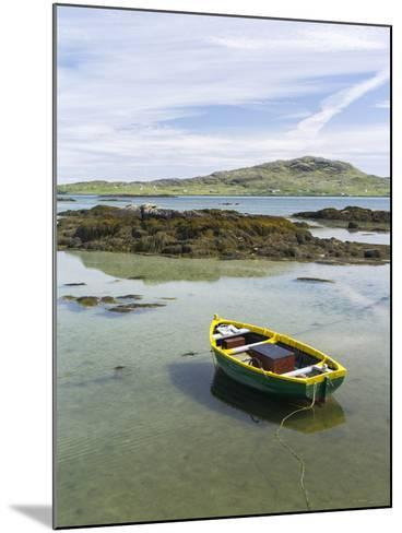 Landscape on the South Uist Island. Scotland-Martin Zwick-Mounted Photographic Print