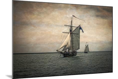 Tall Ships Festival, Digitally Altered-Rona Schwarz-Mounted Photographic Print