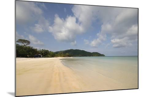 Vietnam. Beautiful Sand at Sao Beach, Phu Quoc, Kien Giang Province-Kevin Oke-Mounted Photographic Print