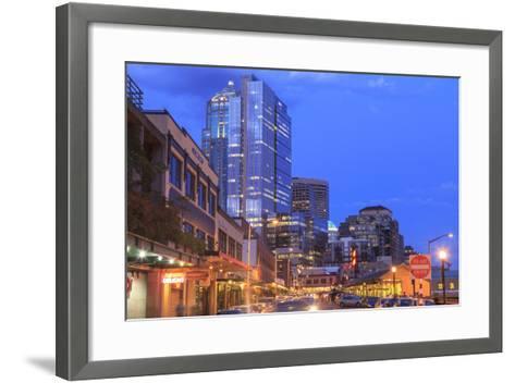 Pike Place Public Market Center, Seattle, Wa, USA-Stuart Westmorland-Framed Art Print