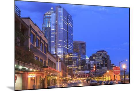 Pike Place Public Market Center, Seattle, Wa, USA-Stuart Westmorland-Mounted Photographic Print