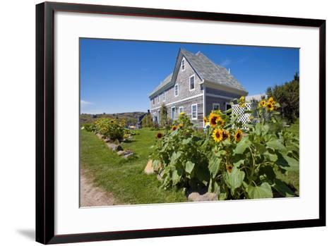Monhegan Island, Maine-Susan Degginger-Framed Art Print