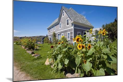 Monhegan Island, Maine-Susan Degginger-Mounted Photographic Print