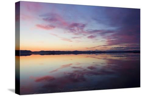 Seward Peninsula, Alaska, Safety Sound-Ken Archer-Stretched Canvas Print