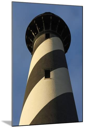 North Carolina, Cape Hatteras Seashore, Cape Hatteras Lighthouse-Walter Bibikow-Mounted Photographic Print