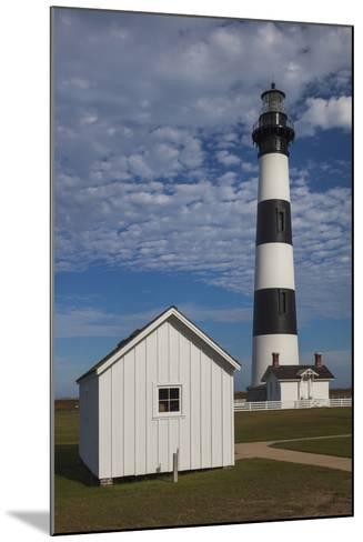 North Carolina, Outer Banks National Seashore, Bodie Island Lighthouse-Walter Bibikow-Mounted Photographic Print