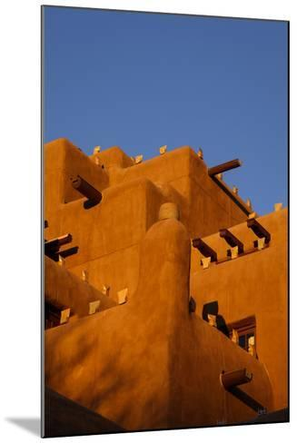 Inn at the Loretto, Santa Fe, New Mexico. USA-Julien McRoberts-Mounted Photographic Print