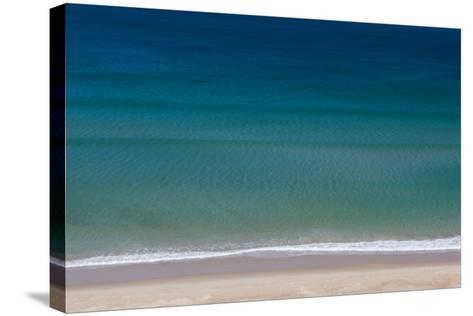 Australia, Fleurieu Peninsula, Port Willunga, Elevated Beach View-Walter Bibikow-Stretched Canvas Print