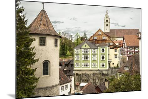 Wasserburg, on Lake Constance, Germany-Sheila Haddad-Mounted Photographic Print