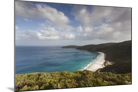 Southwest Australia, Denmark, Shelley Beach, Elevated View-Walter Bibikow-Mounted Photographic Print