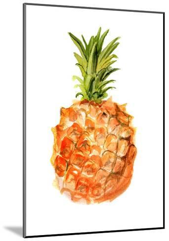 Pineapple-shoshina-Mounted Art Print