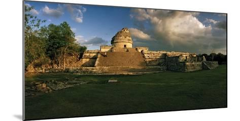 A Twilight View of El Caracol, also known as the Observatory-Macduff Everton-Mounted Photographic Print