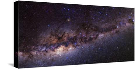The Southern View of the Milky Way from the Atacama Desert in Chile-Babak Tafreshi-Stretched Canvas Print