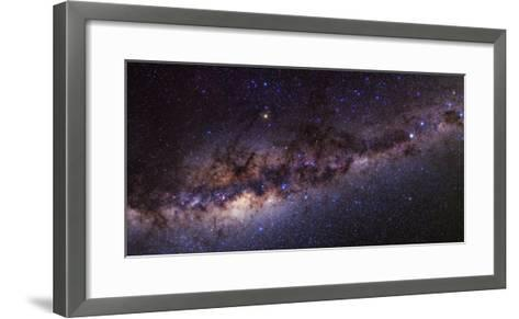 The Southern View of the Milky Way from the Atacama Desert in Chile-Babak Tafreshi-Framed Art Print