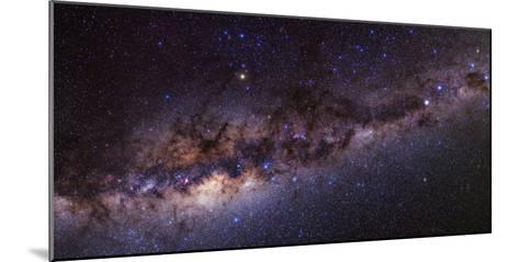 The Southern View of the Milky Way from the Atacama Desert in Chile-Babak Tafreshi-Mounted Photographic Print