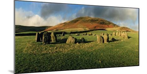 Swinside Stone Circle, a Bronze Age Stone Circle of 55 Stones Set in a 90 Foot Diameter Circle-Macduff Everton-Mounted Photographic Print